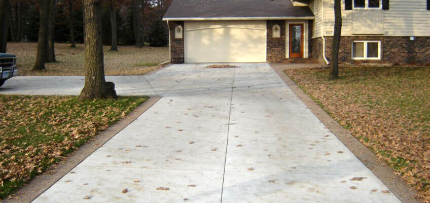 Benefits of Concrete Driveways in Your Residential Home